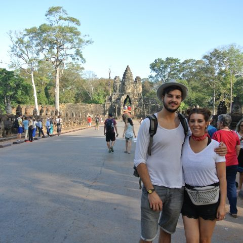 Sightseeing in Siem Reap