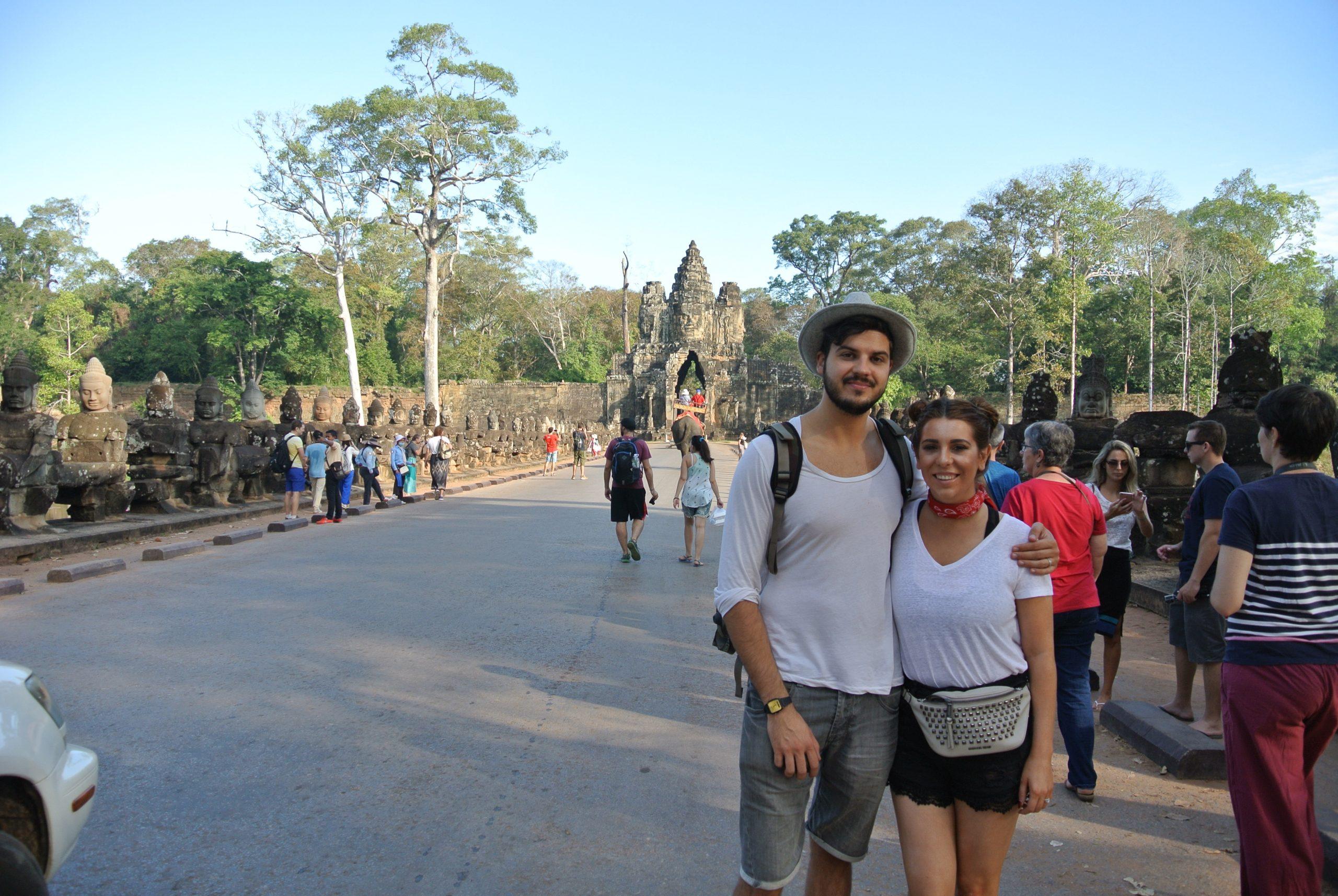 Sightseeing in Siem Reap