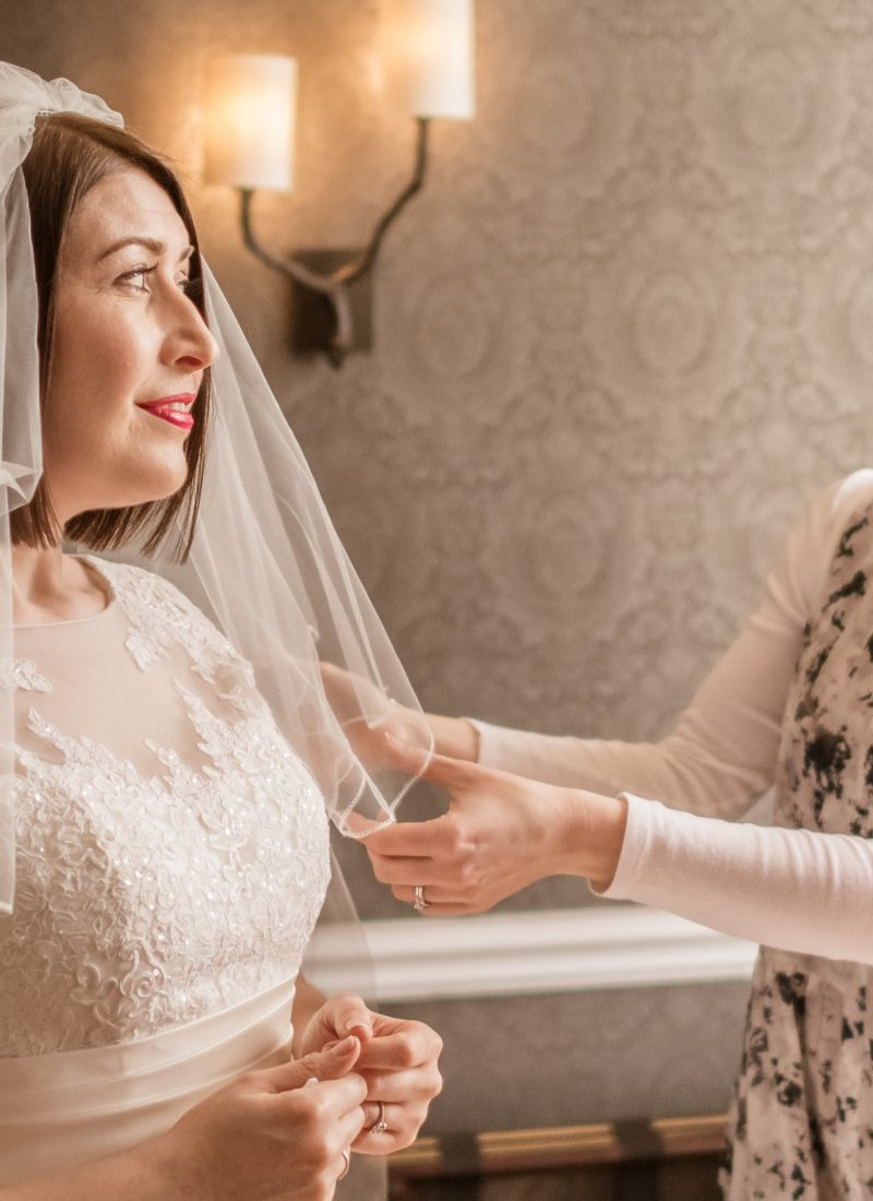 Talking bridal wear and boutiques with Lucy Hart