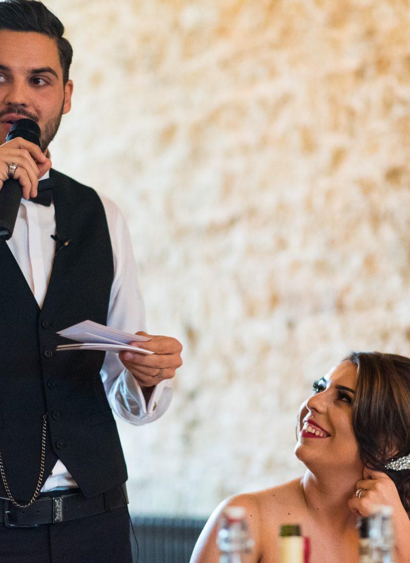 Mr Spinkdot: Top Tips for delivering a killer wedding speech